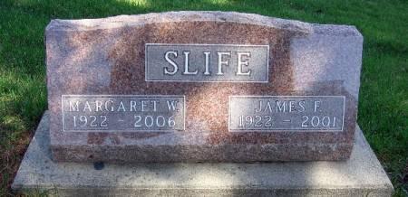 WILKINSON SLIFE, MARGARET - Linn County, Iowa | MARGARET WILKINSON SLIFE