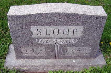SLOUP, MARY C. - Linn County, Iowa | MARY C. SLOUP