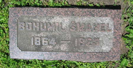 SMAHEL, BOHUMIL - Linn County, Iowa | BOHUMIL SMAHEL