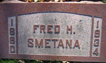SMETANA, FRED H. - Linn County, Iowa | FRED H. SMETANA