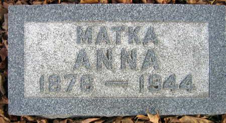 SMID, ANNA - Linn County, Iowa | ANNA SMID