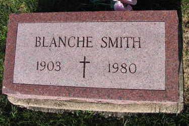 SMITH, BLANCHE - Linn County, Iowa | BLANCHE SMITH