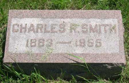 SMITH, CHARLES R. - Linn County, Iowa | CHARLES R. SMITH