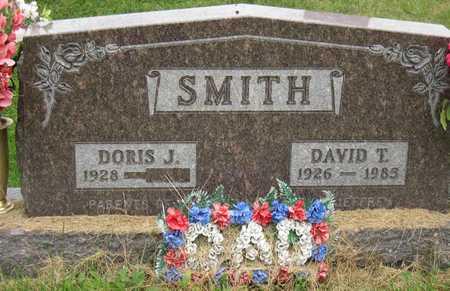 SMITH, DAVID T. - Linn County, Iowa | DAVID T. SMITH