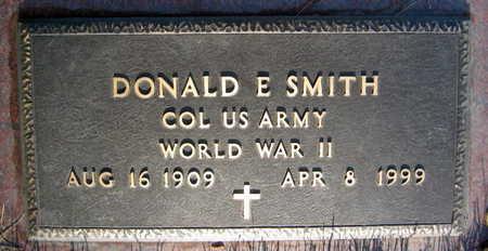 SMITH, DONALD E. - Linn County, Iowa | DONALD E. SMITH