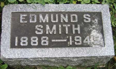 SMITH, EDMUND S. - Linn County, Iowa | EDMUND S. SMITH