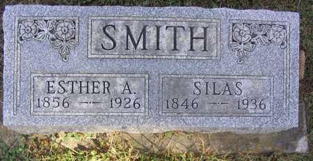 SMITH, SILAS - Linn County, Iowa | SILAS SMITH