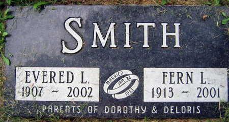 SMITH, FERRN L. - Linn County, Iowa | FERRN L. SMITH