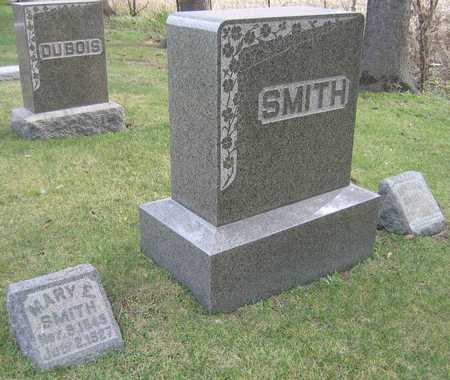 SMITH, FAMILY STONE - Linn County, Iowa | FAMILY STONE SMITH