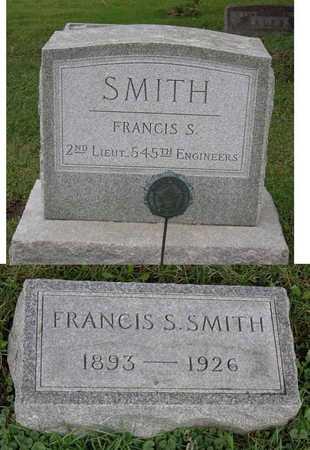SMITH, FRANCIS S. - Linn County, Iowa | FRANCIS S. SMITH
