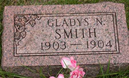 SMITH, GLADYS N. - Linn County, Iowa | GLADYS N. SMITH