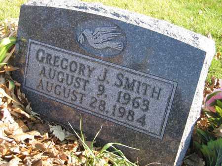SMITH, GREGORY J. - Linn County, Iowa | GREGORY J. SMITH