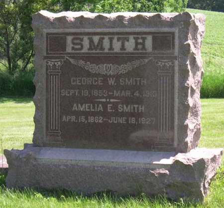 SMITH, AMELIA E. - Linn County, Iowa | AMELIA E. SMITH