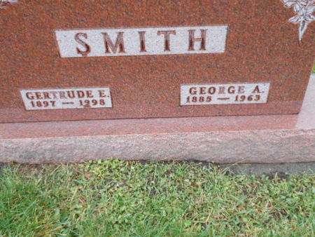 SMITH, GEORGE A. - Linn County, Iowa | GEORGE A. SMITH