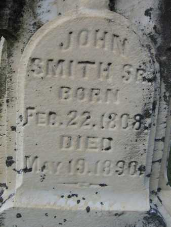 SMITH, JOHN, SR. - Linn County, Iowa | JOHN, SR. SMITH
