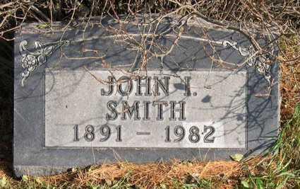 SMITH, JOHN I. - Linn County, Iowa | JOHN I. SMITH