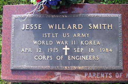 SMITH, JESSE WILLARD - Linn County, Iowa | JESSE WILLARD SMITH