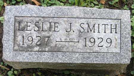 SMITH, LESLIE J. - Linn County, Iowa   LESLIE J. SMITH