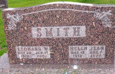 SMITH, HELEN JEAN - Linn County, Iowa | HELEN JEAN SMITH