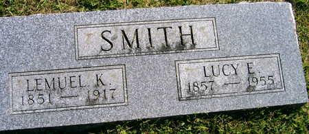 SMITH, LEMUEL K. - Linn County, Iowa | LEMUEL K. SMITH
