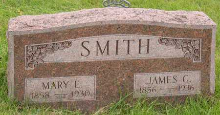 SMITH, JAMES C. - Linn County, Iowa | JAMES C. SMITH