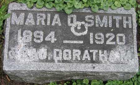 SMITH, MARIA O. - Linn County, Iowa | MARIA O. SMITH