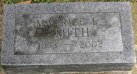 SMITH, MAURICE L. - Linn County, Iowa   MAURICE L. SMITH