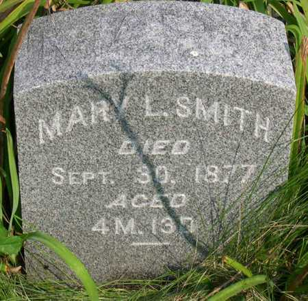 SMITH, MARY L. - Linn County, Iowa | MARY L. SMITH