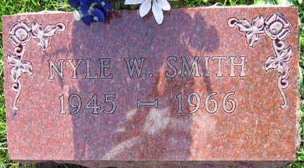 SMITH, NYLE W. - Linn County, Iowa | NYLE W. SMITH