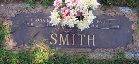 SMITH, PAUL E. - Linn County, Iowa   PAUL E. SMITH