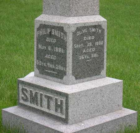 SMITH, PHILIP - Linn County, Iowa | PHILIP SMITH