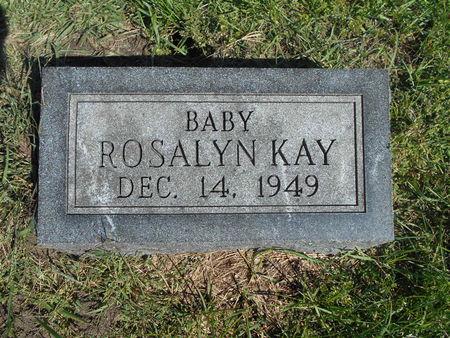 SMITH, ROSALYN KAY - Linn County, Iowa | ROSALYN KAY SMITH