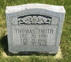 SMITH, THOMAS - Linn County, Iowa   THOMAS SMITH