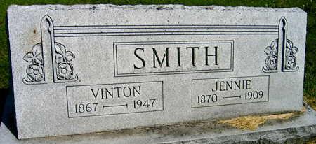 SMITH, VINTON - Linn County, Iowa | VINTON SMITH