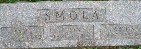 SMOLA, PAUL - Linn County, Iowa | PAUL SMOLA
