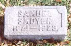 SMOYER, SAMUEL - Linn County, Iowa | SAMUEL SMOYER