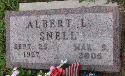 SNELL, ALBERT L. - Linn County, Iowa | ALBERT L. SNELL