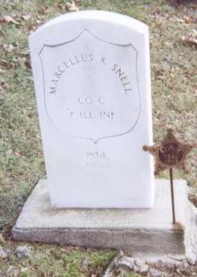 SNELL, MARCELLUS K. - Linn County, Iowa | MARCELLUS K. SNELL