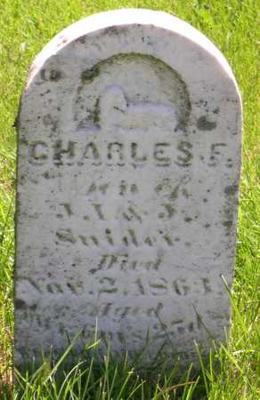 SNIDER, CHARLES F. - Linn County, Iowa   CHARLES F. SNIDER