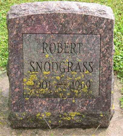 SNODGRASS, ROBERT - Linn County, Iowa | ROBERT SNODGRASS