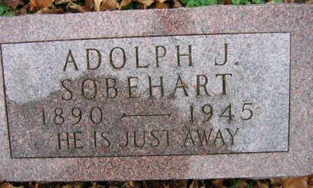 SOBEHART, ADOLPH J. - Linn County, Iowa   ADOLPH J. SOBEHART