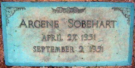 SOBEHART, ARGENE - Linn County, Iowa | ARGENE SOBEHART