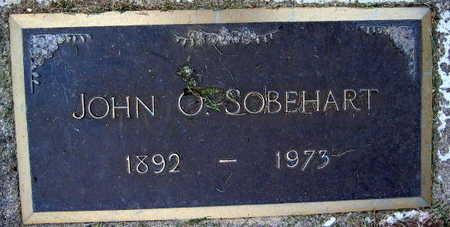SOBEHART, JOHN O. - Linn County, Iowa | JOHN O. SOBEHART