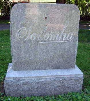 SODOMKA, FAMILY STONE - Linn County, Iowa | FAMILY STONE SODOMKA