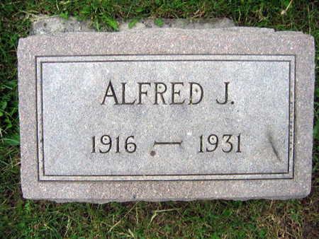 SOJKA, ALFRED J. - Linn County, Iowa | ALFRED J. SOJKA