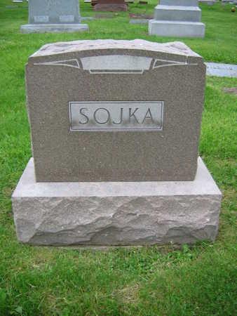 SOJKA, FAMILY STONE - Linn County, Iowa | FAMILY STONE SOJKA