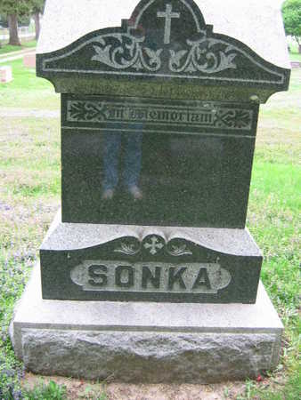 SONKA, FAMILY STONE - Linn County, Iowa | FAMILY STONE SONKA