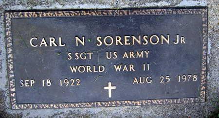 SORENSON, CARL N. JR. - Linn County, Iowa | CARL N. JR. SORENSON