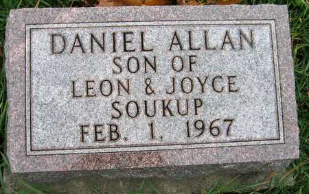 SOUKUP, DANIEL ALLAN - Linn County, Iowa | DANIEL ALLAN SOUKUP