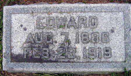 SOUKUP, EDWARD - Linn County, Iowa | EDWARD SOUKUP